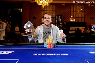 Finger One of Many Players to Capture PokerStars.it EPT10 Sanremo Side Event Titles 101