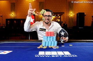 Finger One of Many Players to Capture PokerStars.it EPT10 Sanremo Side Event Titles 102