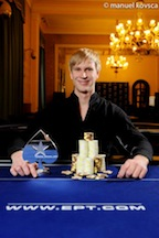 Finger One of Many Players to Capture PokerStars.it EPT10 Sanremo Side Event Titles 105