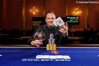 Finger One of Many Players to Capture PokerStars.it EPT10 Sanremo Side Event Titles 106