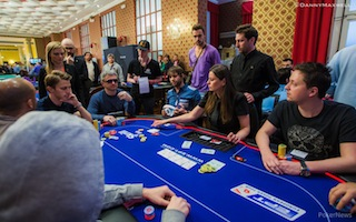 PokerStars.it EPT10 Sanremo High Roller: Schemion, Benger & Bilokur Make Final Table 101