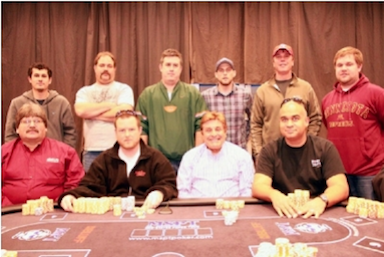 A Historical Look at the Mid-States Poker Tour Canterbury Park Stop 101
