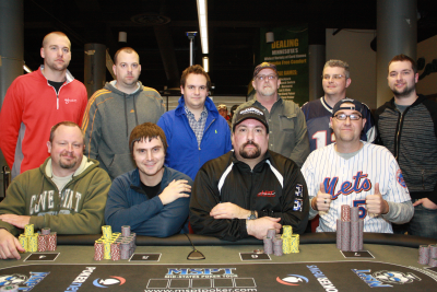 A Historical Look at the Mid-States Poker Tour Canterbury Park Stop 105