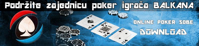 Online Poker Sobe Koje Treba Imati