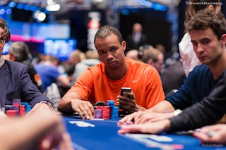 2014 PokerStars EPT Grand Final Main Event Day 2: Troyanovskiy Leads, Ivey Falls 102