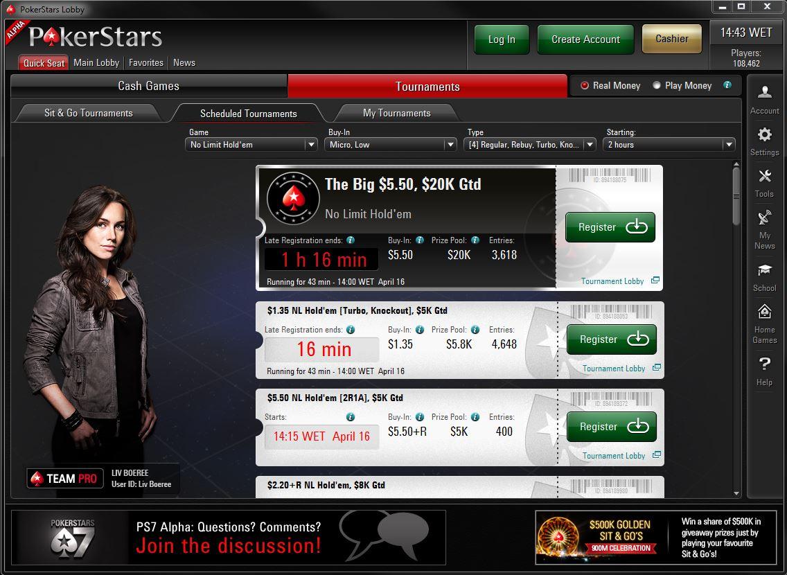 Review PokerStars 7 - Inovador, Simples e Prático por Paulo Pereira 101