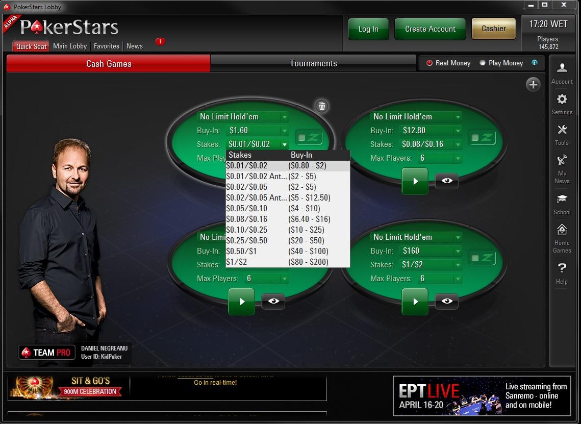 Review PokerStars 7 - Inovador, Simples e Prático por Paulo Pereira 102