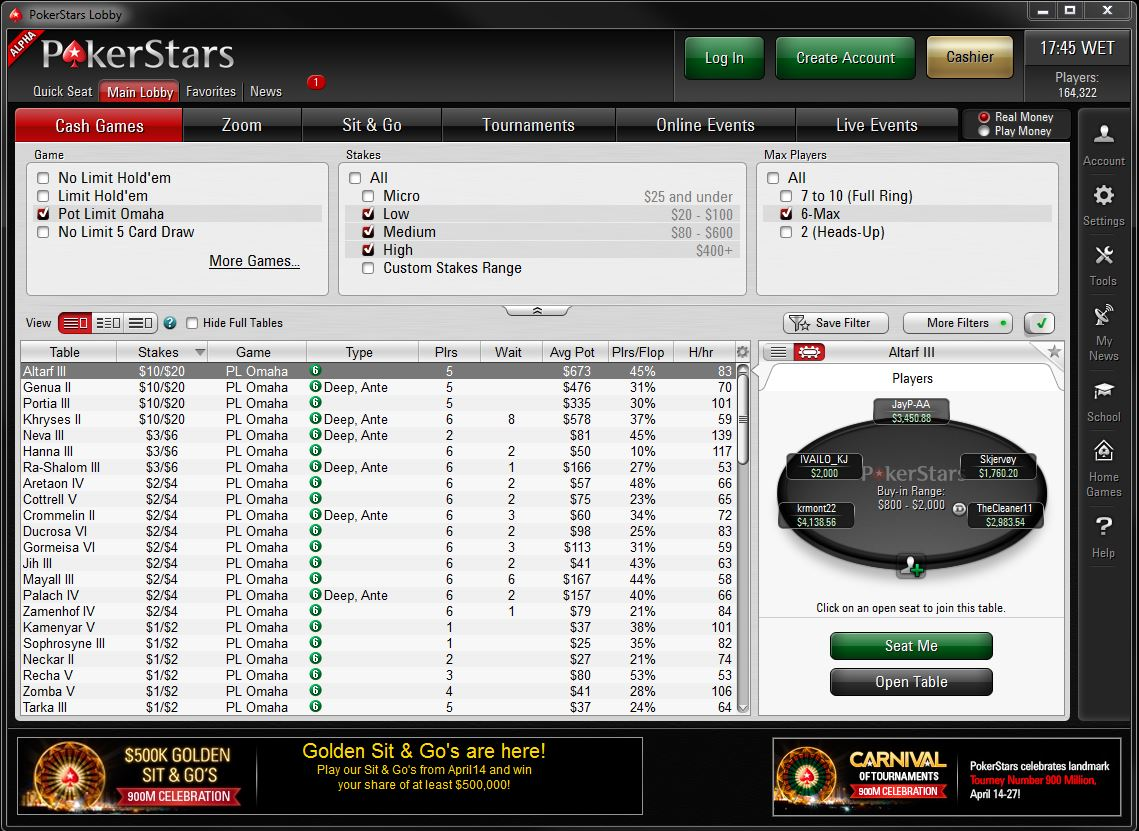 Review PokerStars 7 - Inovador, Simples e Prático por Paulo Pereira 103