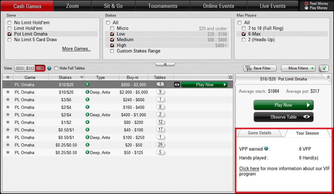 Review PokerStars 7 - Inovador, Simples e Prático por Paulo Pereira 108