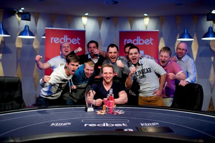 Mateusz Syc wygrywa Redbet Poker Open Main Event (€24,184)! 101