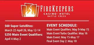 Mid-States Poker Tour FireKeepers Casino Kicks Off this Week in Battle Creek, Michigan 101
