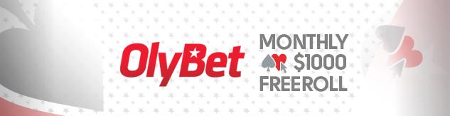 """Tänase OlyBet """"Beat the PRO"""" turniiri võitja teenib lisaauhinna 101"""