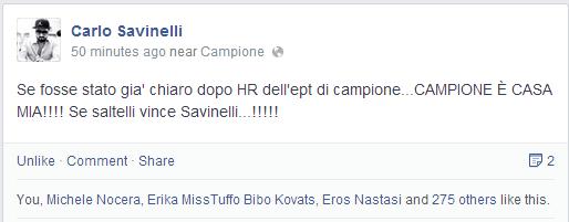 IPO 14: Carlo Savinelli fa il colpo, suoi i €210.000 del primo premio! 101