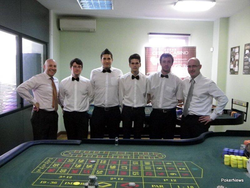 Cerus Casino Academy te convierte en crupier ¡con trabajo garantizado! 101