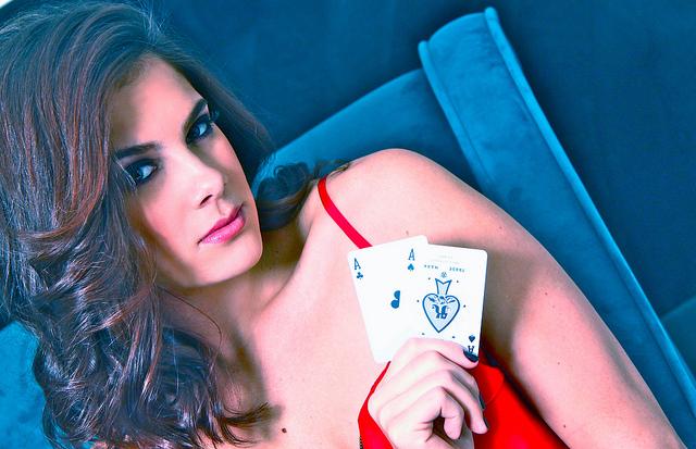 Nejkrásnější pokerové hráčky světa 105