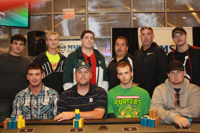 A Historical Look at the Mid-States Poker Tour FireKeepers Casino Stop 102