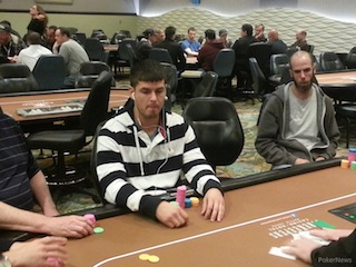 2014 MSPT FireKeepers Casino Day 1a: 106 Down to 18; Hammett Leads; Lamphere Still In 101
