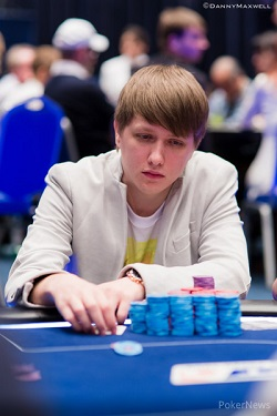 "Ivan ""vandir4rek"" Soshnikov Wins 2014 PokerStars SCOOP K Main Event for  Million 102"