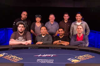 Jeff Madsen Wins the HPT California State Poker Championship for 0,060 101