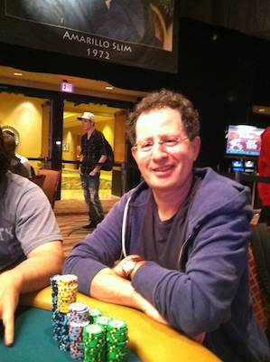 Peter Alson's Advice to WSOP First-Timers: Let the Game Come to You 101