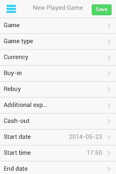 ¡Nuevas características en la app MyStack de PokerNews! 105