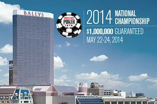 2014 WSOP Circuit National Championship Day 2: Matthew Ashton Leads Final Table of Six 101