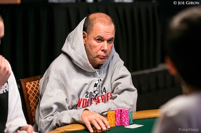 2014 World Series of Poker Day 2: Decarolis Leads K Mixed-Max; Event #1 Still Undecided 101