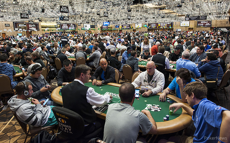 2014 WSOP Day 5: Phil Hellmuth po raz 50 na Final Table; gigantyczny field w Millionaire... 101