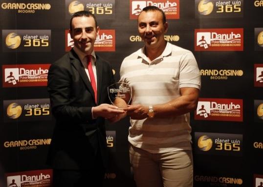 Dragan Kovačević je Pobednik High Rollera DPM7 u Grand Casinu 102
