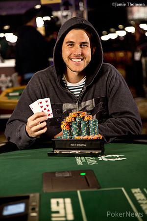 WSOP día 8: Jonathan Dimmig alcanza la gloria 101