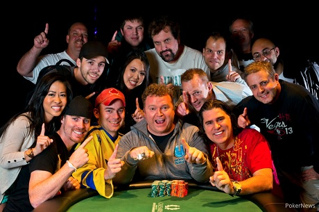 "Calen ""BigWheel"" McNeil Looking to Defend Title in WSOP ,500 Omaha Hi/Lo 101"