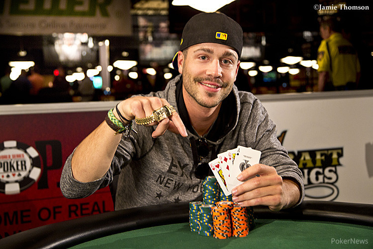 2014 World Series of Poker Day 11: Hellmuth Deep in Event #15; Kost Wins First Bracelet 101