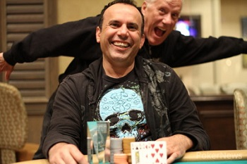 From Hollywood to Hold'em: James Woods Pursues the Poker Life 101