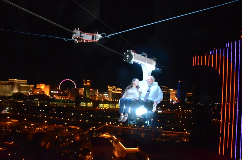 VIDEO: Nolan Dalla Rides the VooDoo Zip Line in Las Vegas 104