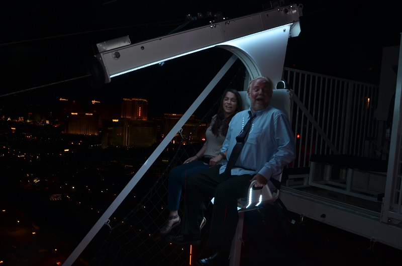 VIDEO: Nolan Dalla Rides the VooDoo Zip Line in Las Vegas 103