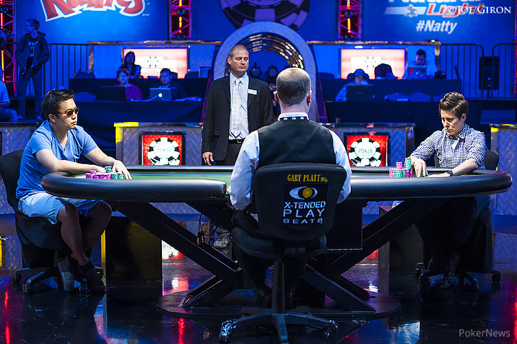 2014 WSOP: Memorable Hands and Moments from the First Half 101