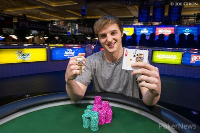 2014 World Series of Poker Day 14: Ted Gillis and Kory Kilpatrick Win Gold 101
