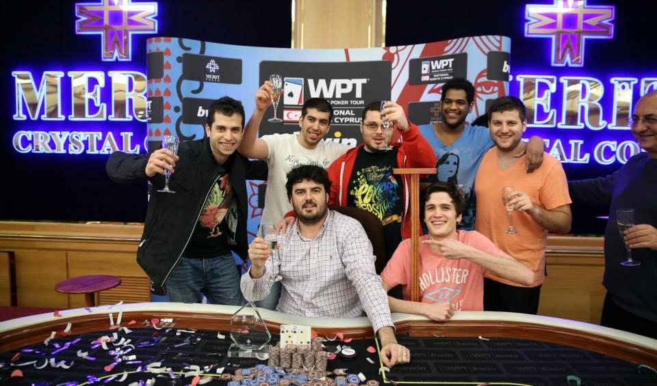 Гарантия partypoker World Poker Tour Merit National North Cyprus превысит... 101