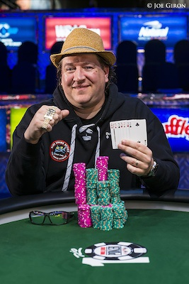 2014 World Series of Poker Day 15: Nitsche Claims Third Bracelet; Wallace, Polk Grab Gold 101