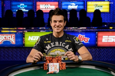 2014 World Series of Poker Day 15: Nitsche Claims Third Bracelet; Wallace, Polk Grab Gold 102