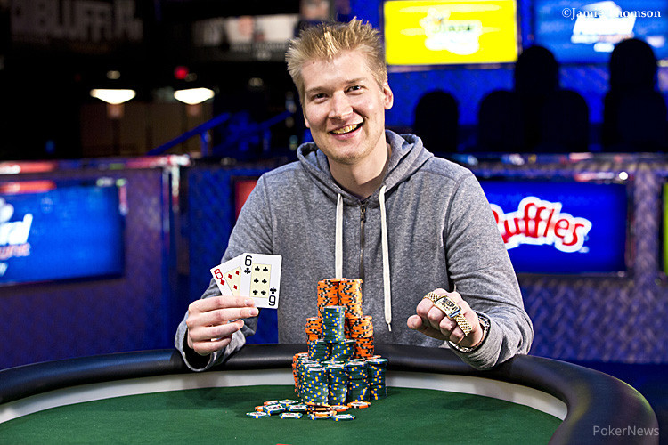2014 World Series of Poker Day 18: Six-Max Star Kevin Eyster Collects First Bracelet 101