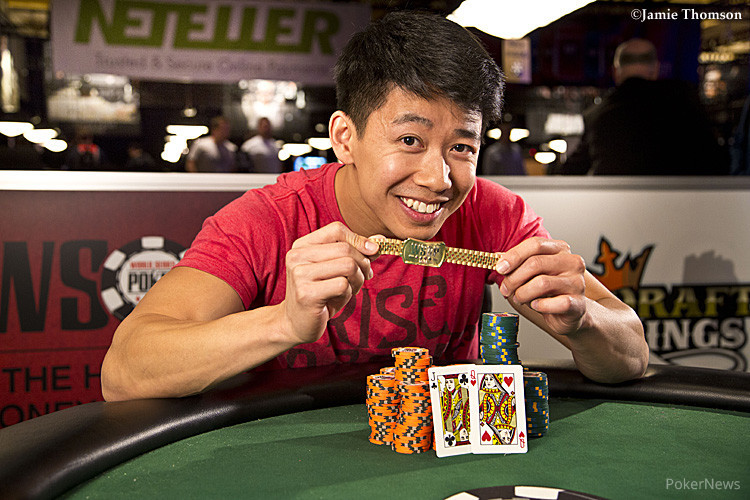 2014 World Series of Poker Day 19: Tommy Hang, Alex Bilokur Cruise to Bracelet Wins 101