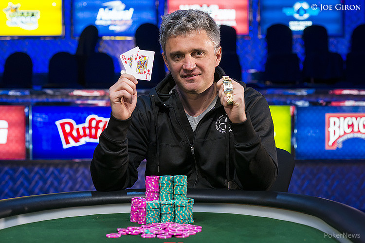 2014 World Series of Poker Day 19: Tommy Hang, Alex Bilokur Cruise to Bracelet Wins 102