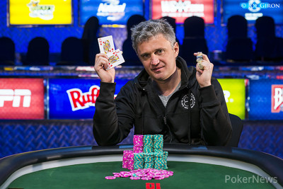 Paaiškėjo dar 5 WSOP turnyrų nugalėtojai (24-29) 105