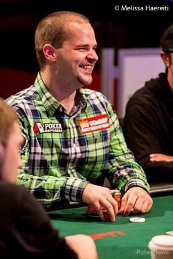 Matt Stout Goes for World Series of Poker Gold While Giving Back 101