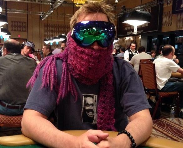 WSOP dalyviai ir vėl skundžiasi dėl žemos oro temperatūros RIO kazino patalpose 101