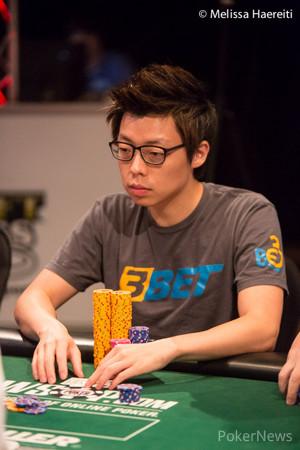 WSOP día 23: Joseph Cheong deja escapar el triunfo; Danzer sigue con su recital 101