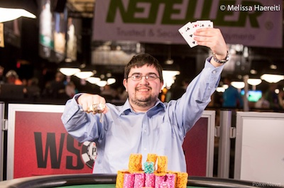 2014 World Series of Poker Day 23: Yoon Captures Second Title; Wolansky Wins, Denies Cheong 101