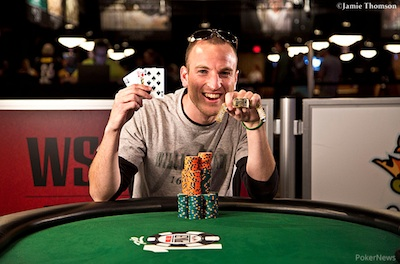 2014 World Series of Poker Day 24: Ξανά πρώτος ο Danzer σε K event, νίκη... 101