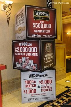 Online Poker Traffic Surges at WSOP.com in Nevada 101